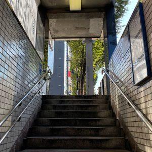 東京メトロB4出口