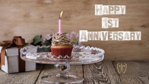 The 1st Anniversary